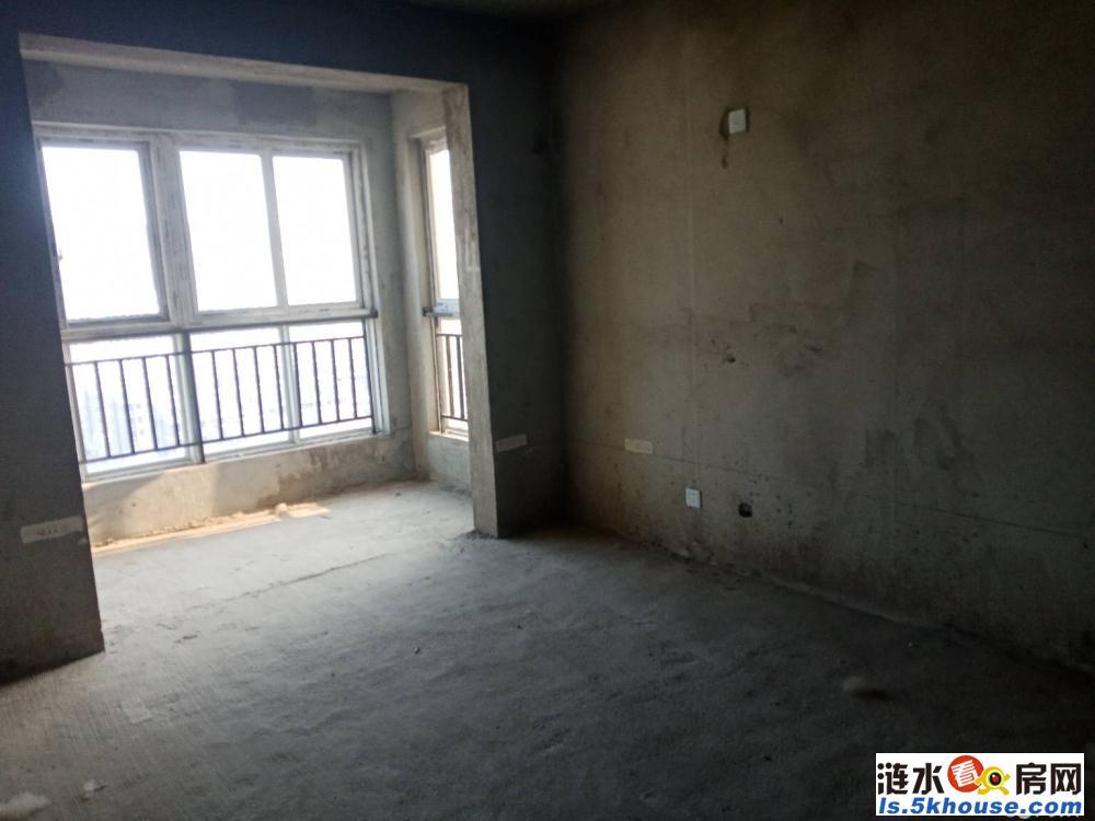 中 联壹城两室一厅一卫高层共15层电梯可改三室军民泗中双校区