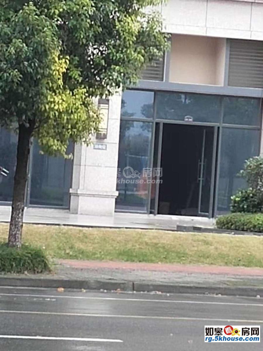 龙游湖碧桂园朝北商铺,约55平,2000一个月