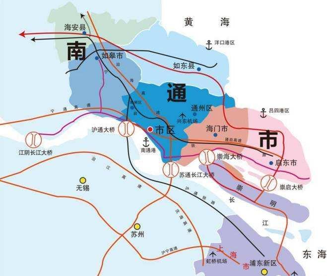南通港着力打造江海联运枢纽 港口建设弄潮新时代