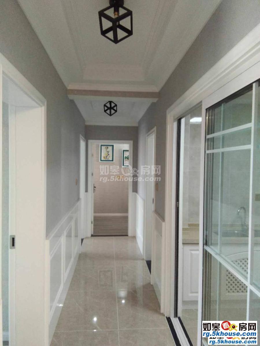 翠湖苑 50万 3室2厅2卫 精装修 非常安静,笋盘出售!