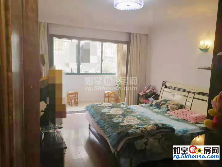 光华水韵1.5层114.2平二室二厅精装家具家电齐全可改三室双阳台车棚13.5平71.8万