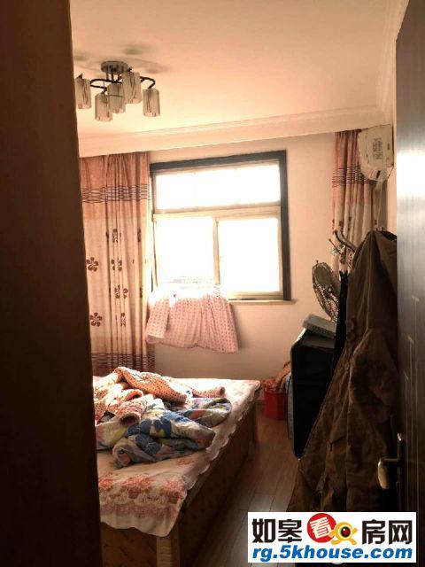 如皋中学安定联中学区仙鹤新村2室2厅1卫 80㎡ 近如皋中