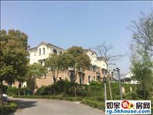 如皋东陈米兰阳光,双拼别墅,占地1亩,欧式风格