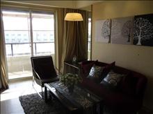 森松花园 75.6万 3室2厅1卫 精装修 非常安静,笋盘出售!