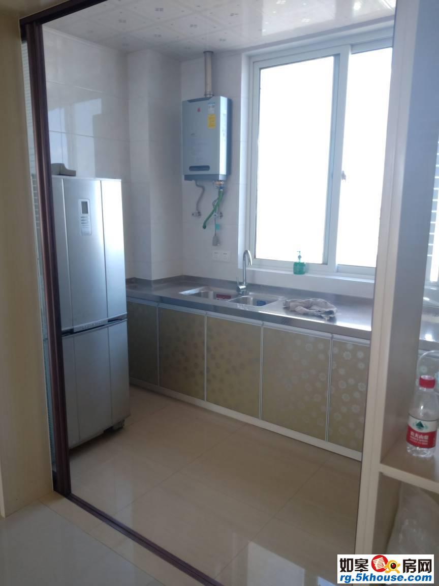 软件园火车站附近紫光新村精装3房140平电梯11楼拎包入住