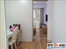 都市华庭南区电梯房1室1厅1卫54平精装1650元/月
