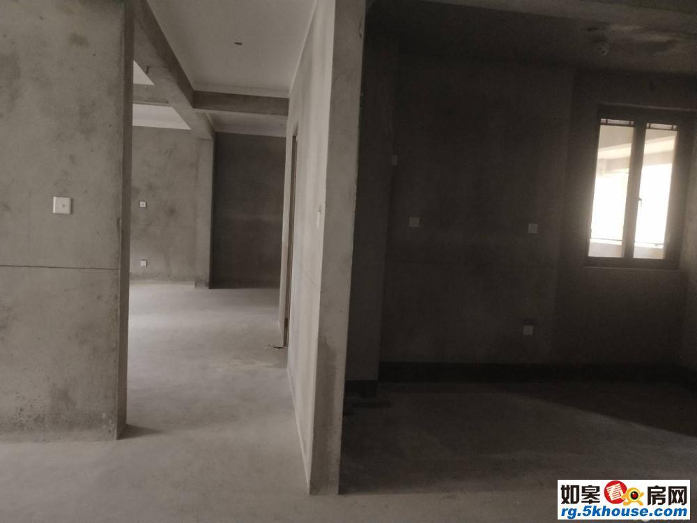 实验联中荷兰小镇郁香郡 电梯9楼 紧凑三室 99平 户型方正