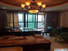 蓝湾景天9层155平方,3室2厅2卫,精装,朝南车库23平方