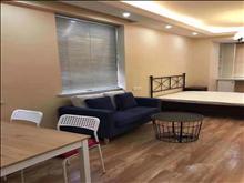 清爽大户型,齐全家私,金茂国际 1700元/月 1室1厅1卫,1室1厅1卫 精装修