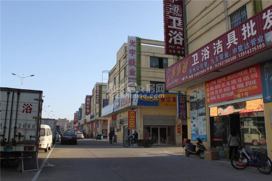 苏浙大市场商业街,免中介费旺铺,紧挨超市