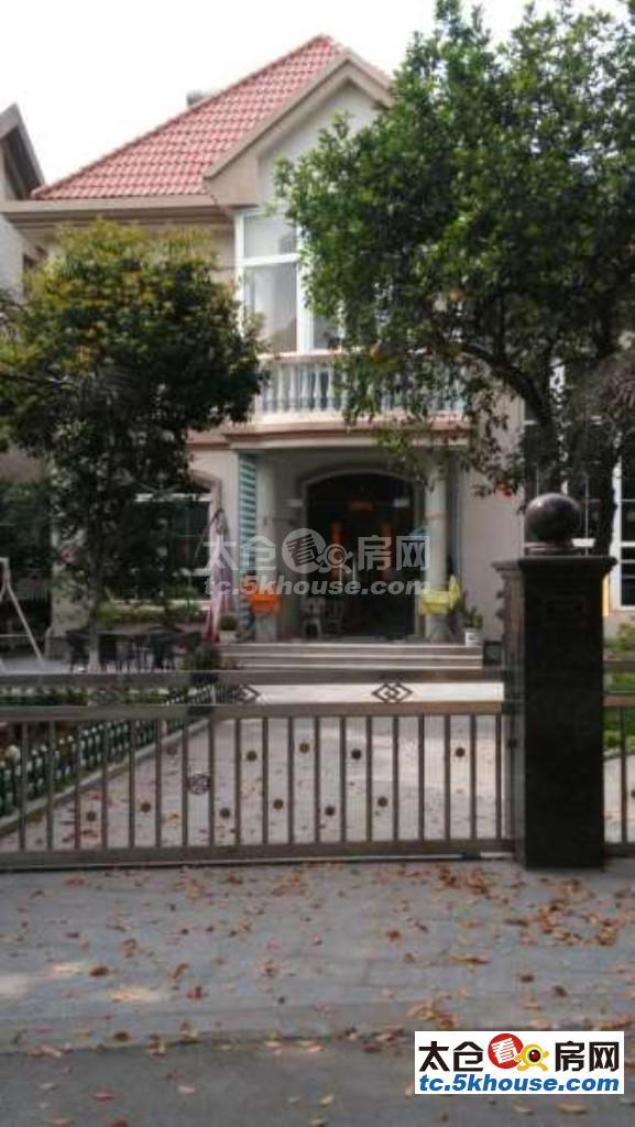 铭城花园独栋别墅 占地一亩 产证328平+150平 院子大 位置好 售990万!