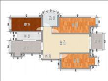 十万火急低价出租,利民花园三期 1500元/月 2室2厅1卫,2室2厅1卫 豪华装修