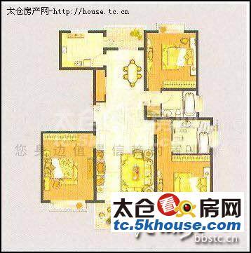 碧桂园 200万 3室2厅2卫 精装修 居住上学不二选择!