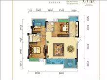 高档小区诚意出售 山海·御庭苑 135万 3室3厅2卫 简单装修 ,诚售!