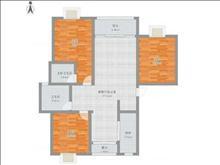 的地段,大,惠阳二村 140万 3室2厅1卫 精装修