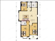 盛洋城市花园 151万123平 3室2厅2卫 毛坯 ,现在出售!