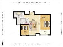 淳大香槟年华 110万 2室2厅1卫 精装修 ,你可以拥有,理想的家!