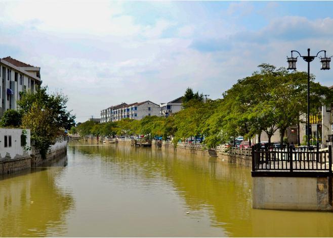 浏河镇加快建设全域旅游的现代滨江田园城镇