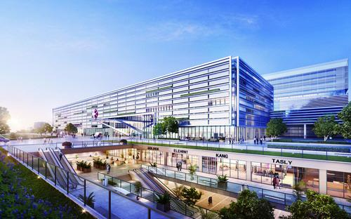 太仓医疗卫生领域要有大动作 娄江新城医院真的来了