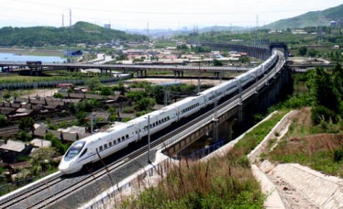 太仓铁路—沪通铁路一期已顺利接入上海枢纽