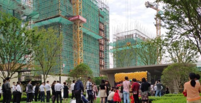 象屿·印溪佳园约72㎡瞰景样板房 瞩目全城