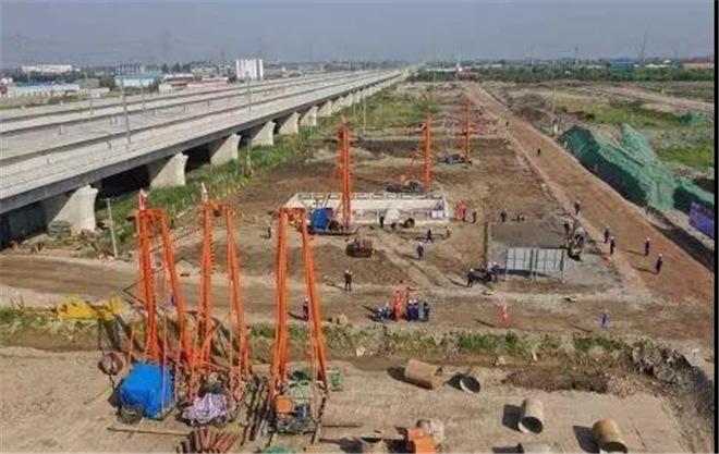 南沿江高铁的走向:从沪通铁路太仓站接入上海市