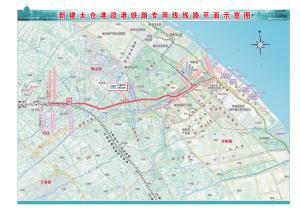 总投资18.87亿!太仓港将建疏港铁路专用线