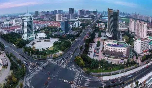 太仓是中国最具幸福感城市