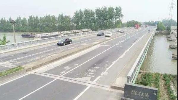 扩散!太仓这个大桥半幅封闭2年!太仓和上海人都要看看