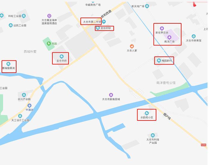 第一次曝光!太仓城区新盘即将杀到!规划13幢住宅产品