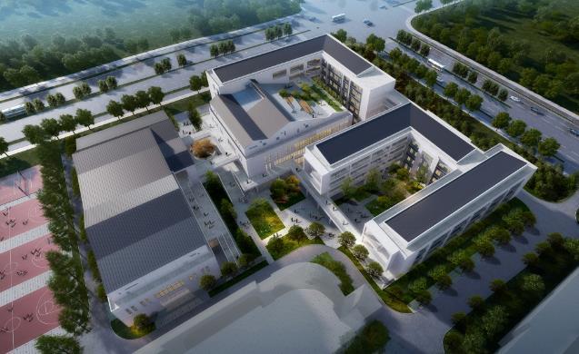 太仓市区又一所中学即将进行扩建!扩建规模为......