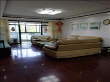 出租 华侨花园 170平 3房2卫 实木地板 红木家具 4000/月