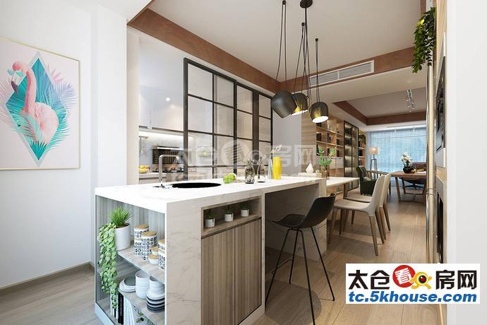 漫悦兰庭 130万 3室1厅2卫 精装修 ,房主狂甩高品质好房!