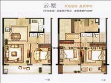 浙通名力桃花岛 218万 4室2厅2卫 毛坯 ,好楼层,在房东诚心出售