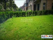 ,中格林威治联排别墅620万毛坯5室,前后大院子。满二年。