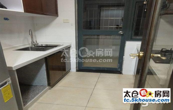 上上海花城 86万 3室2厅1卫 精装修 ,南北通 代理房源 有钥匙 可随时看房