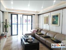 万达广场黄金楼层139平米280万3室2厅2卫精装修全屋智能系统