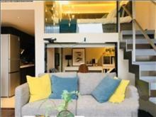 急售万达广场 精装复式两房 户型大气 落地窗观景房 环境优美 配套成熟 看房方便!