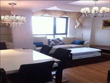 华旭公寓 2400元/月 豪华装修  南洋广场对面有多套