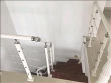 便宜陆渡白云渡电梯房 顶楼+阁楼 92+68+41平汽车库 简单装修