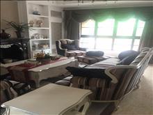 景瑞翡翠湾下叠加边套428万 豪华装修 带红木家具,环境优雅位置佳
