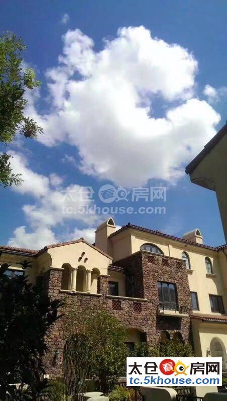 出售 东景瑞边套联排别墅490平方,980万装修200多万