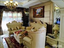 景瑞荣御蓝湾下叠加 539万 5室3厅2卫 豪华装修 ,阳光充足,