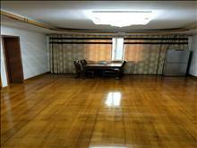 出售 :香花公寓,126平,婚装未住,带产权汽车库,自行车库,3都在,205万净