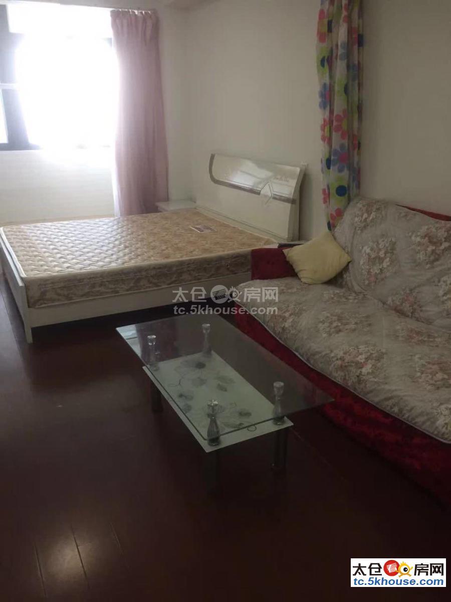 上海广场 1600元/月 1室1厅1卫 精装修