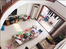 太仓人家空中别墅复式260平,5室2厅2卫好楼层豪华装修350万