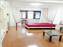 上海广场1室1厅1卫名牌家私电器,拎包入住