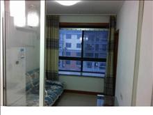 实验中学出售!万鸿塞纳丽舍75万1室1厅1卫精装修上学!