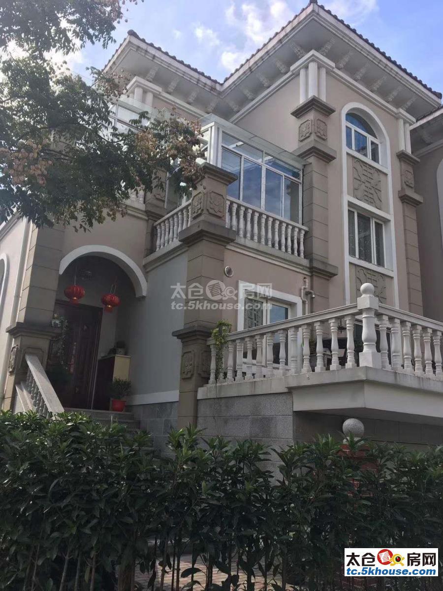 联排别墅,锦绣江南260万 4室2厅3卫 毛坯 ,买过来值!