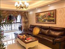 景瑞荣御蓝湾 255万 4室2厅2卫 精装修 ,舒适,视野开阔
